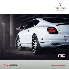 Vellano VTV Forged Concave / custom sizes and color finishes. Bentley Gt, Forged Wheels, Bentley Continental, Maybach, Concave, Rolls Royce, Maserati, Aston Martin, Cadillac