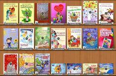 Παιδικά παραμύθια και ιστορίες σε μία σελίδα - Παιδική βιβλιοθήκη !! Δεκάδες παραμύθια για μικρά παιδιά. Ξεφυλλίστε τα και διαβάστε τα online Betty Boop, Child Development, Little People, Free Ebooks, My Books, Story Books, Children, Kids, Back To School