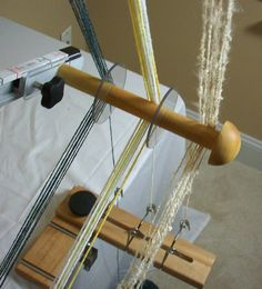 Triple Yarn Guide Option for the HDSS Skein-winder