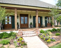 front porch curved door - Google Search