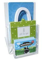 fold up gift card hanger #gift #giftcards #holder #presents #pumpperks #shopnsave