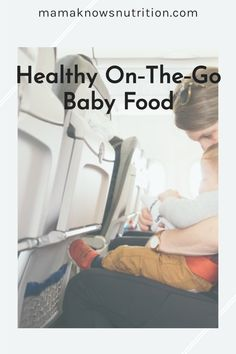 13 top healthy on-the-go baby food ideas from a Registered Dietitian. Keep these foods in the diaper bag or stroller when you're out with baby and need to feed them away from home! #healthybabyfood #babyfoodideas #blwideas Healthy Baby Food, Healthy Meals For Kids, Kids Meals, Toddler Nutrition, Registered Dietitian Nutritionist, Toddler Meals, Baby Food Recipes, Diaper Bag, Food Ideas