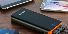 Top 3 Best Fast Charging Power Banks (With Qualcomm's Quick Charge) – Best Power Bank Review – Top 10 Power Banks in 2016