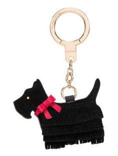 lulu dog keychain - kate spade new york