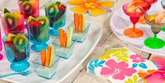 Summer Mini Tasting Party - Party City