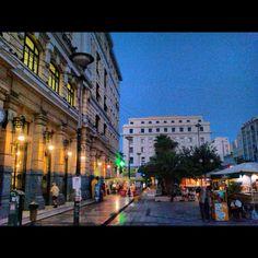 Railway Station of Piraeus