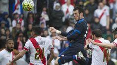 Liga : Le Real Madrid renverse le Rayo Vallecano (2-3) grâce à un Gareth Bale de gala - Liga 2015-2016 - Football - Eurosport