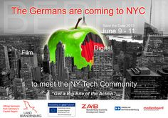 Germans in NYC Tech