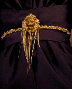 Belt for Cersei Lannister, Chanel