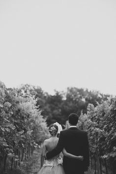 Elegant-Rustikale Hochzeit im Weingut am Reisenberg | Oh Lovely Life