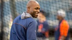 While Victor Martinez's World Series dream remains alive with the Tigers, Torii Hunter's has ended.