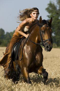 Horse Rider, NIna_senicar_luca_patrone_040 | Flickr - Photo Sharing!