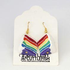 Rainbow Cake Earrings Yummy Treats, Crochet Earrings, Rainbow, Drop Earrings, Cake, Handmade, Shopping, Jewelry, Products