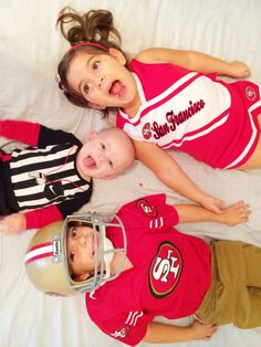 Sibling Costume Ideas for Halloween // Franklin Sports NFL Costume Sets! - Real Time - Diet, Exercise, Fitness, Finance You for Healthy articles ideas Brother Sister Halloween, Brother Halloween Costumes, Creative Halloween Costumes, Toddler Halloween, Halloween Fun, Costumes For Siblings, Toddler Football Costume, Family Costumes For 4, Couple Costumes