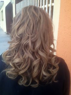 My new hair color, light ash with blonde, platinum and white highlights 2-feb-2013