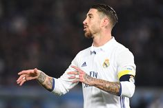 Sergio Ramos claims Spanish players are under appreciated at the Ballon d'Or