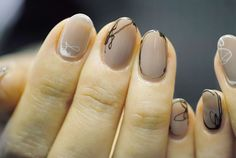 NAIL-COMMON: [St. Valentine's Day]ParisのNatto-nail