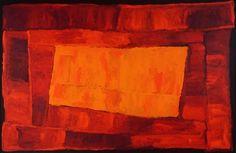 Kudditji Kngwarreye 'My Country' 180cm x 120cm, #14149 #KudditjiKngwarreye #AboriginalArt #Australia #Aboriginal #Art