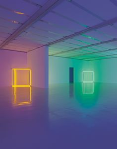 Unlimited 2015 Highlights at Art Basel in Basel by Nicholas Forrest (image Neon Light Art, Colour Light, Contemporary Art, Modern Art, Neon Aesthetic, Light And Space, To Infinity And Beyond, Light Installation, Neon Lighting