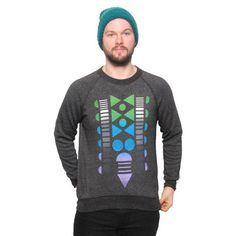 Unisex Space Colony Sweatshirt, $45, now featured on Fab.