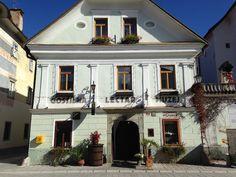 Lectar, la maison du pain d'épices à Radovljica en Slovénie
