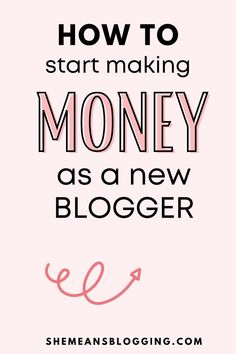 How to make money blogging as a new blogger - SEO Blog - Read the latest SEO trend and statistics #SEO #SEOBlog #blog -