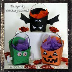 French fry box Halloween treats ~ Ooooh!
