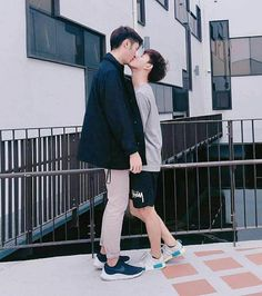 Imagen de couple, love, and ulzzang couple