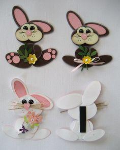 Bunny punch art - bjl