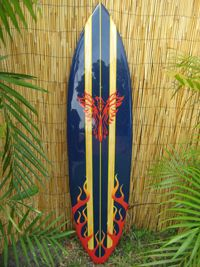 52 Best Tiki Soul Surfboard Signs Images Custom Surfboards