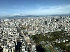 daytime view from rm - Marriott Osaka Miyako hotel Osaka, How To Take Photos, Paris Skyline, Hotels, Around The Worlds, Tours, Japan, Travel, Viajes