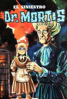 EL SINIESTRO DOCTOR MORTIS - AÑO I - N°28 Sigil Magic, Dating Sim, Magazines For Kids, Hanna Barbera, Comic Movies, Horror Art, Retro, Animal Crossing, Nostalgia
