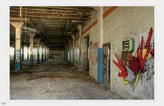 Bekijk de foto locatie: Bruynzeelcomplex Abandoned, Left Out, Ruin