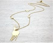 Long Miyajima Necklace