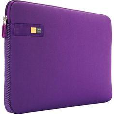 "Case Logic Laps-116Pu 15.6"" Notebook Sleeve (Purple)"