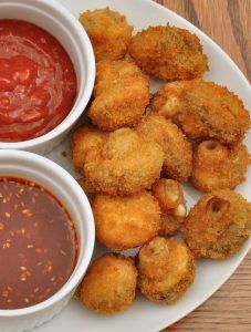 Air Fryer Breaded Mushrooms Air Fryer Recipe