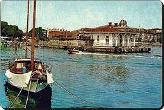 1970 yılından bir Bostancı fotoğrafı... Sağ tarafta Altıntepe sahili...