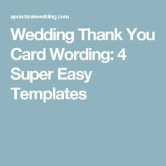 7 best wedding thank you cards wording images wedding stuff