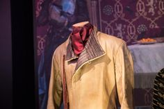 """From """"Game of Thrones"""" worn by Nikolaj Coster-Waldau as Jaime Lannister design by Michele Clapton"""