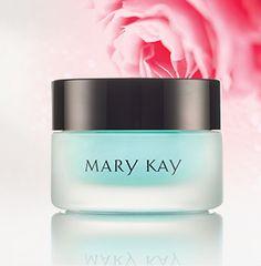 Mary Kay soothing eye gel to reduce puffy tired eyes! Www.marykay.com/kaseyedwards