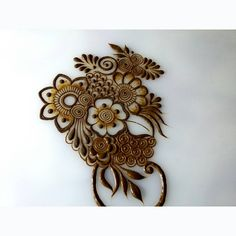 41 Trendy Ideas for nature art ideas textile artists Rose Mehndi Designs, Full Hand Mehndi Designs, Mehndi Design Photos, Arabic Mehndi Designs, Beautiful Mehndi Design, Latest Mehndi Designs, Simple Mehndi Designs, Mehndi Images, Mehndi Art