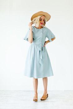 Beckett Woven Dress