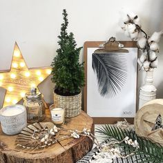 On pense tout doucement à Noël donc on d'ambiance ...  || on @tictail || #soko #home #sokohome #homesweethome #homedecor #homemade #palm #leaf #blackandwhite #scandinave #sapin #nature #decoration #deco #design #decor #instagood #interiordesign #interior #tropical #merci #lifestyle #love #wood #tableau #affiche #