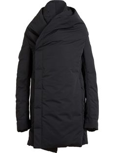 RICK OWENS Padded Cocoon Coat