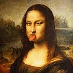 The Best Mona Lisa Parodies                                                                                                                                                                                 Mehr