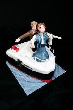 Titanic Birthday Cake YES Novelty Cakes Love Food