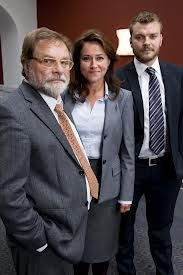 Borgen is a Danish one-hour political drama television series. It tells the story of a charismatic politician, Birgitte Nyborg, who unexpectedly becomes the first female Prime Minister of Denmark