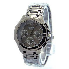 Оптовая продажа мужчины наручные часы мода кварцевые аналоговые часы браслет из нержавеющей стали часы мужчины, Sqw30