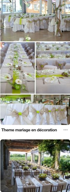 Table Decorations, Furniture, Home Decor, Wedding Color Palettes, Decoration Home, Room Decor, Home Furnishings, Arredamento, Dinner Table Decorations