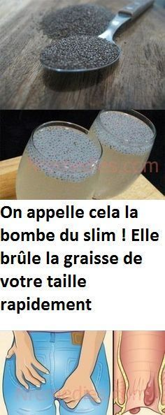 Eliminate Fat With This 10 Minute Trick - On appelle cela la bombe du slim ! Elle brûle la graisse de votre taille rapidement Eliminate Fat With This 10 Minute Trick - Do This One Unusual Trick Before Work To Melt Away Pounds of Belly Fat Belly Fat Burner, Burn Belly Fat, Hypothyroidism Diet, Weight Loss Pictures, Diet Plans To Lose Weight Fast, Belly Fat Workout, Weight Loss Detox, Detox Recipes, Real Food Recipes